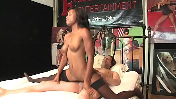 Teens and interracial sex Ebony teen ivy sherwood rides studs dong reverse cowgirl