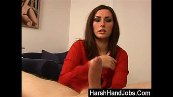 Paige blowjob Paige turnah gives a harsh handjob