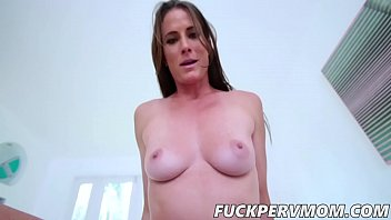 Sofie Marie Gets down for her STEPSON Thumb