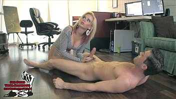 Castratrix Vanessa Loves Her Job Part 2
