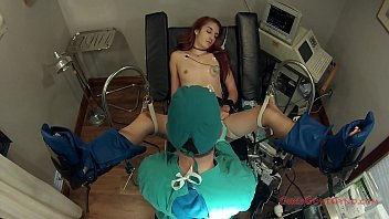 Beautiful Teen Ami Rogue Is Human Guinea Pig In Orgasm Research as part of her mandatory new student physical by Doctor Tampa before she can attend Tampa University - AMI ROGUE'S TAMPA UNIVERSITY PHYSICAL - Part 12 OF 12 - GirlsGoneGynoCom MedFet