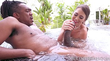 CoverJules Jordan - Riley Reid Found Dredd's Sea Monster. It Finds Its Way To Her ASS!