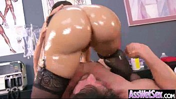 Girl With Big Curvy Butt Get Anal Sex (lisa ann) clip-19
