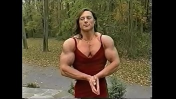 Big muscles girl 117
