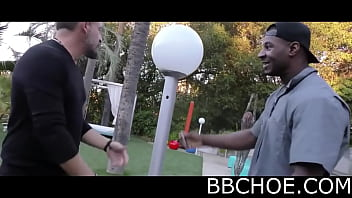STEPDAD IS WATCHING WHILE A BBC IS FUCKING HIS STEPDAUGHTER