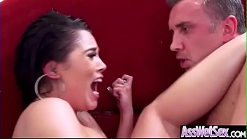 Anal Sex With Horny Big Butt Oiled Girl (Kristina Rose) Video-21