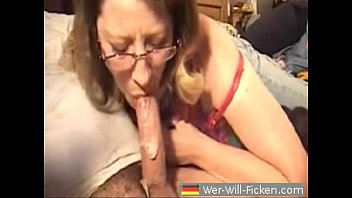 mature wife spills no cum