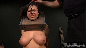 Free rough and hard bdsm - Wild slaves expecting for tortures