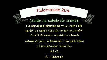 Gay hate crime victim Calornapele 204 - salão de cabelo do crime - 2/2