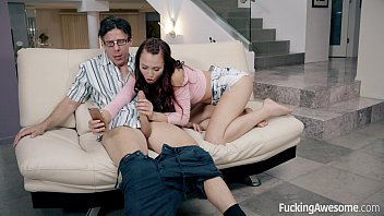 Fuck fox kitsune - Fuckingawesome - loner mick blue fucks aidra fox