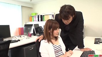 Yumi Maeda Fucked At Work By The New Boss In Bondage Xxx - More At Japanesemamas Com