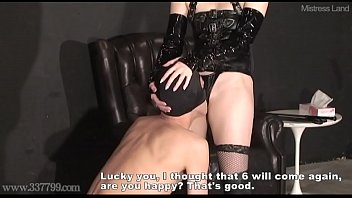 Japanese Femdom - put your tongue in my pussy