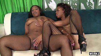 Myeshia Nikole And Layla Monroe Girl Fun