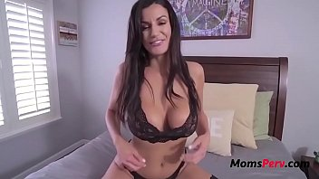 Hot MILF Mother Satisfying Her Providing Son 8 min