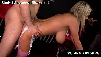 Smut Puppet - Group Sex with Busty Bombshells Compilation 1