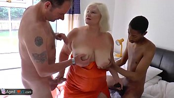 AgedLovE Famous Busty Matures Hardcore Groupsex video