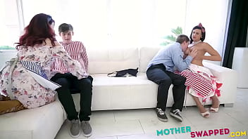 Sons Punished After Ruining Moms Pie- Jessica Ryan, Penny Barber