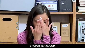 Sexy Tiny Teen Brunette Shoplifter Emily Willis Fucked To Orgasm By Security Guard                                                         shoplyfter full shoplifting teen shoplifter xxx thief