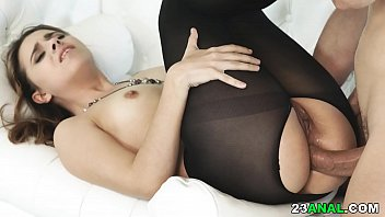 Pantyhose support Pantyhose anal sex