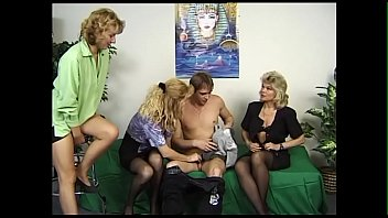Lucky Guy Gets Spoiled From Three Girls