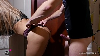 Trailer!! Young Babe Fucked in your own bathroom صورة