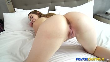 Private Casting X - Big cock for giggly cutie Kenzie Madison