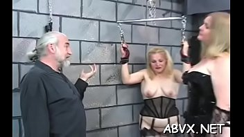 Mature hot woman xxx Intense slavery with mature