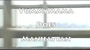 Fucking and sucking husbands cock during Manhattan vacation!