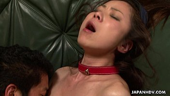 Asian babe feel good and enjoy fuck