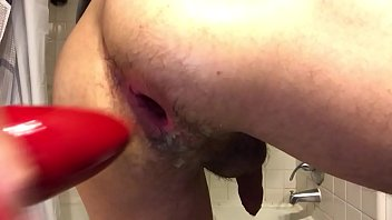 Can dildo left in ass happiness