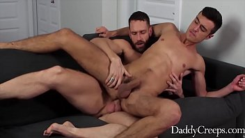 Son Pays Daddy With His Asshole