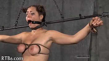 Intense anguish for slaves