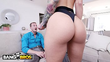 BANGBROS - Sexy Escort Katrina Jade Shows Her Kinky Client Ryan McLane A Good Time