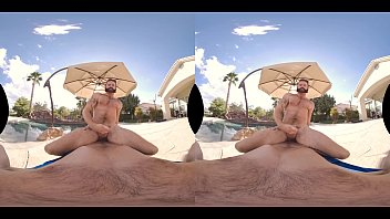 Gay balls deep throat - Brendan patrick in the pool guys tip
