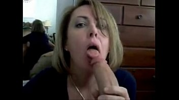 Hungry Wife Eating Hubbys Cock