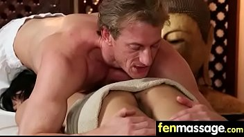 free online chat with hot girls Massage Girl Sucks the Tip for a Tip 23