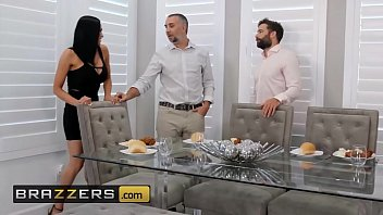 Adult tv stories - Real wife stories - audrey bitoni, keiran lee - unfinished business - brazzers
