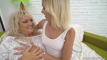 Gilf and her younger lesbian friend - Magdi, Pamela Sweet