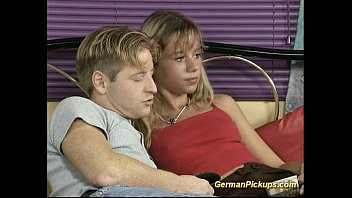 young german couple pickup | Video Make Love