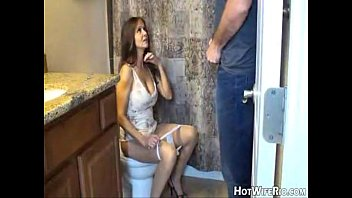 HotWifeRio Mommy pissed after she jerk his s.. Handjob
