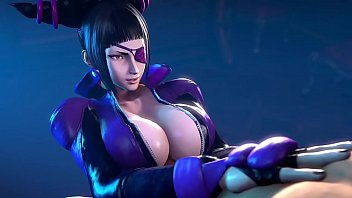 FapZone // Juri Han (Street Fighter V)
