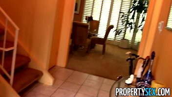 Propertysex - Hot Asian Real Estate Agent Tricked To Fuck