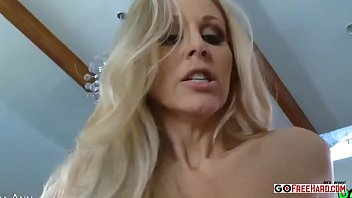 Julia Ann Is Milf Getting Railed By Young Cock