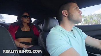 Monster Curves - (Luna Star, Duncan Saint) - Driver Meets Dom - Reality Kings