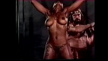 Sex slave whipped Classic harem girl whipping