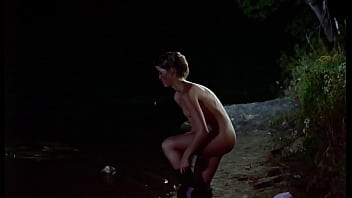Friday the 13th Pt. 2:  Sexy Skinny Dipping Girl