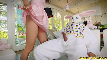 Vintage easter hat Uncle richie got his cock suck and fuck avi love