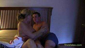One night in paris video sex - The mommy/son sex adventure-the story begins