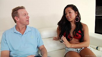 Asian anal addict Morgan Lee - LeWood