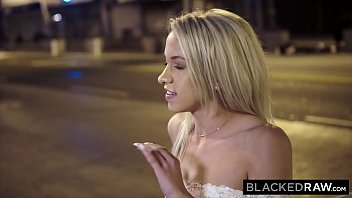 BLACKEDRAW Two Blondes Crave BBC All Day and Night